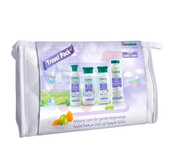 Himalaya Baby Care Travel Pack