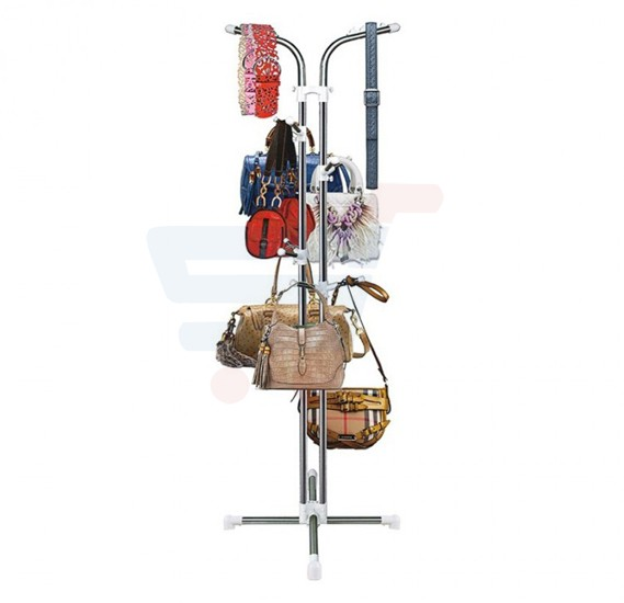 Hand Bags And Belts Rack