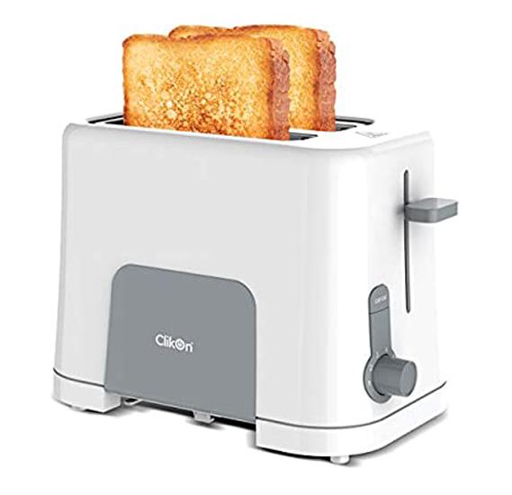 Clikon Bread Toaster 2 Slice 730-870W, CK2435