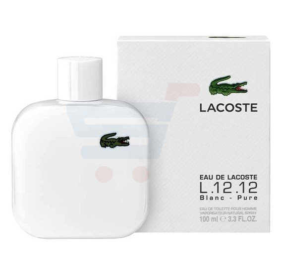 Lacoste Eau De Blanc Edt 100ml For Men