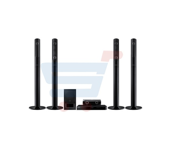 Samsung 1000W 5.1Ch Blu-ray Home Entertainment System - HTJ5550K