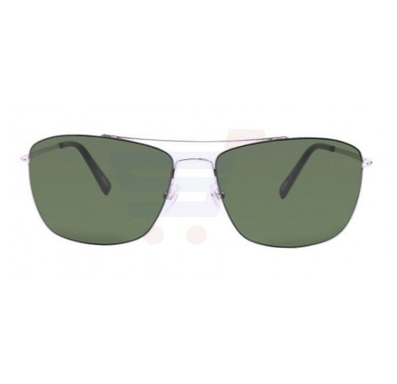 Mont Blanc Aviator Gold Frame & Green Mirrored Sunglasses For Men - MB594S-28N