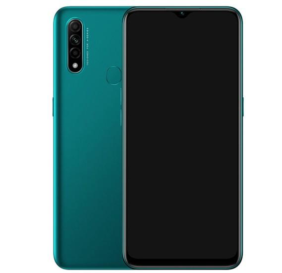 Oppo A31 Dual SIM 4GB RAM 128GB 4G LTE-Green