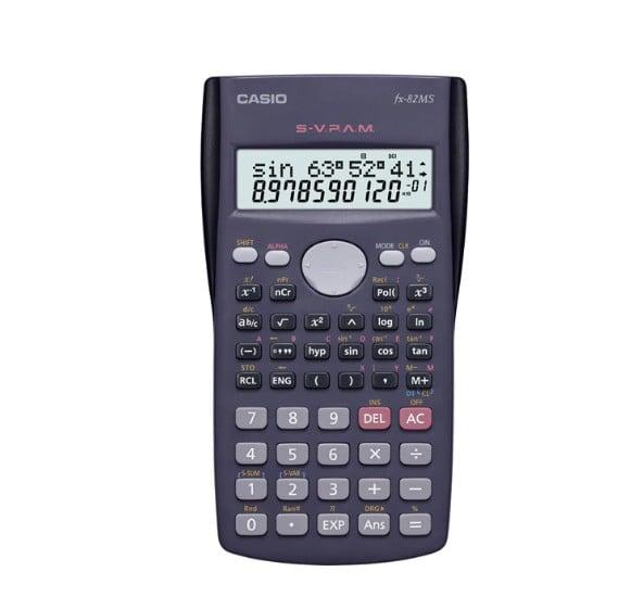 Casio Fx-82ms Scientific Calculator