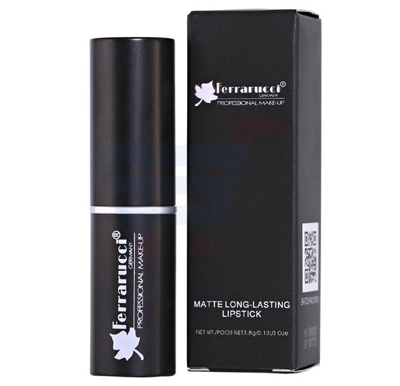 Ferrarucci Matte Long-Lasting Lipstick 3.8g, FLLS20
