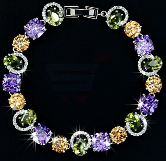 Tiara Elements Limited Edition Multi Color Bracelet - UB0009A