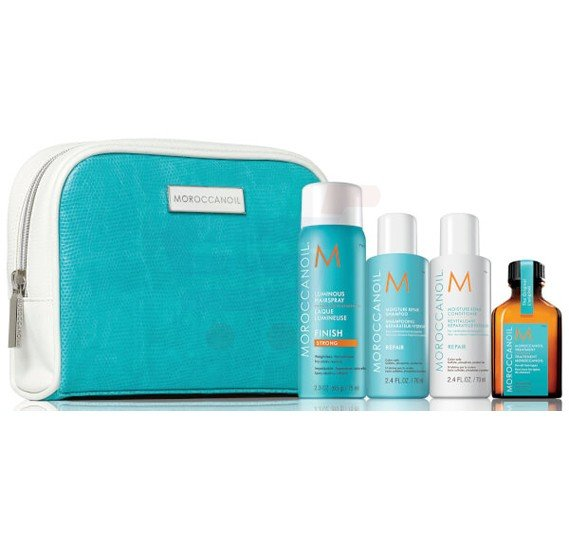 Moroccanoil Travel Repair And Style Set