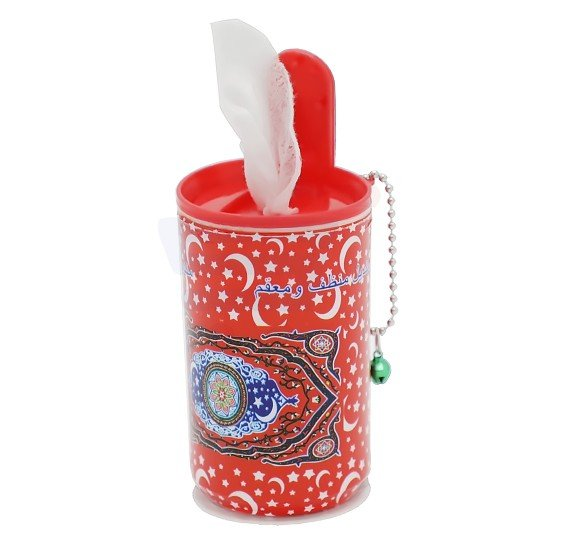 Rosy Moment Ramadan Wet Tissues - TI-30