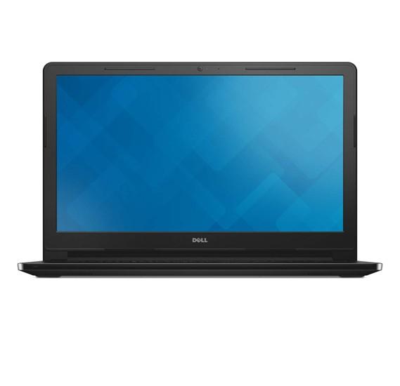 Dell 3567 I3 7100/ 4GB/ 1TB/DVD/ DOS / 15.6/Eng/ Blk