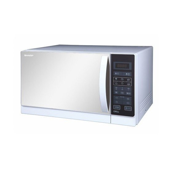 Sharp Electric Microwave Oven 20L R-20MT(S) Black