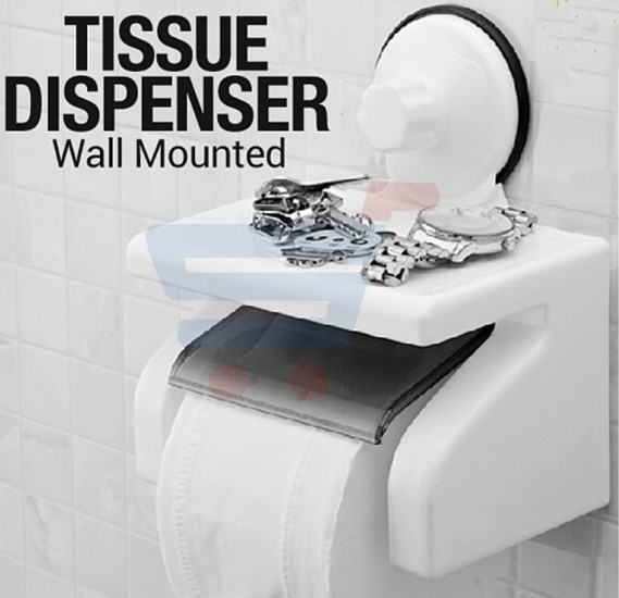 Wall Mounted Tissue Dispenser - 2493