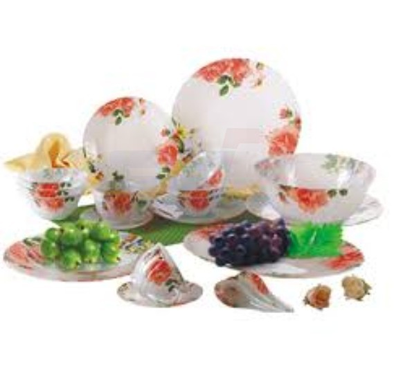 Flamingo Dinner Set 45 PCS - FL8410GDS