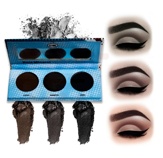 SFR Color Eyebrow Platte Color 03 - 6659