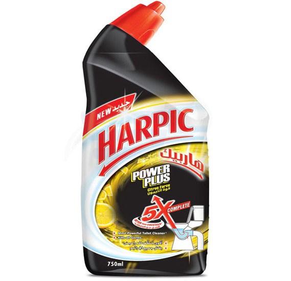 Harpic Citrus Power Plus Force Liquid Toilet Cleaner 750ml