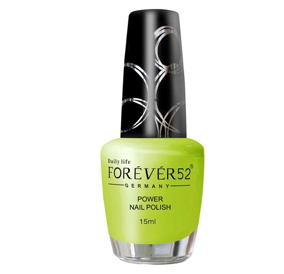 Forever52 Power Nail Polish Green 049