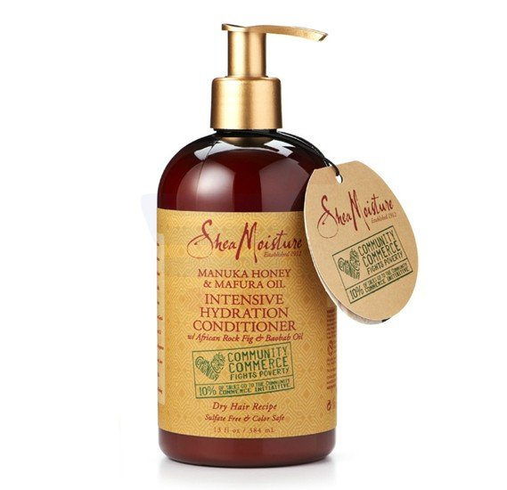 Sheamoisture Manuka Honey & Mafura Oil Intensive Hydration Conditioner 13Oz