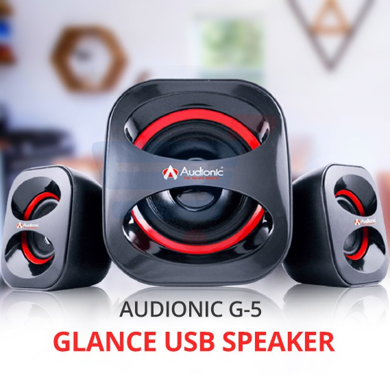 Audionic G-5 Glance USB Speaker