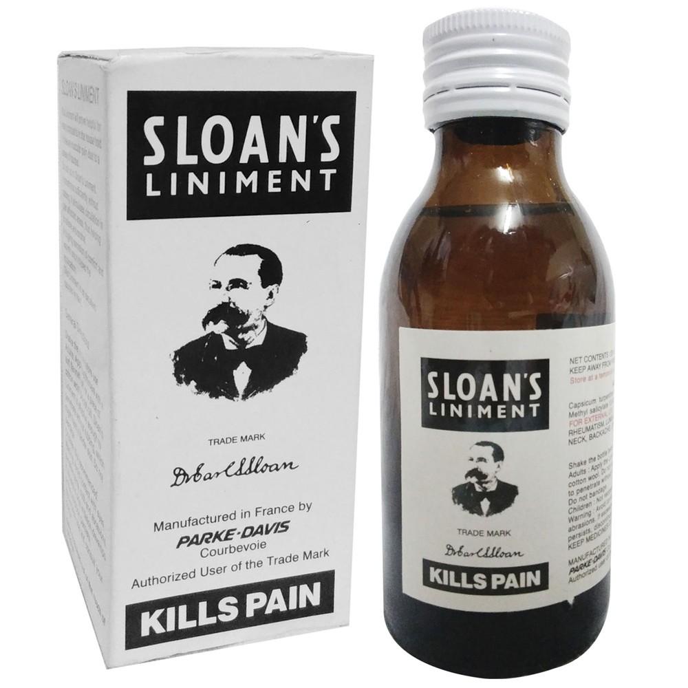Sloans Liniment Pain killer, 125ml