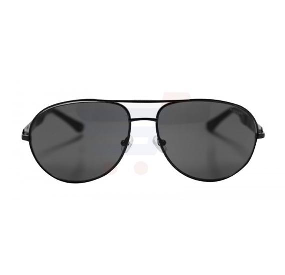 Aigner Aviator Gun Metal Frame & Black Mirrored Sunglasses For Unisex - AI-SM-01A-COL3