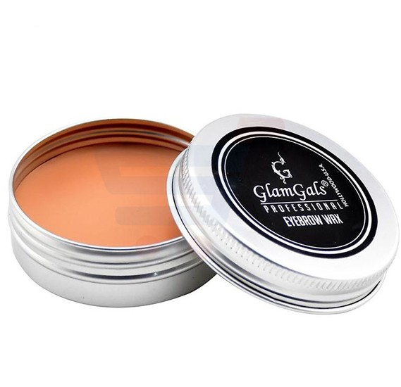 GlamGals Eyebrow Wax Beige - EW02
