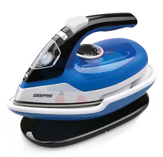Geepas Cordless Steam Iron GSI7785, Wet & Dry Ironing