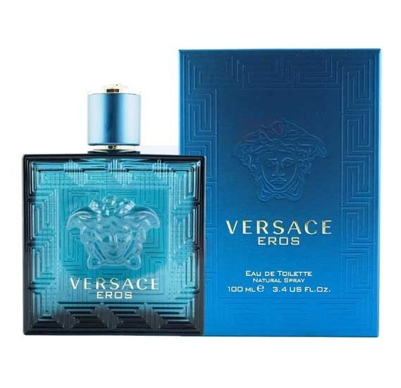 Versace Eros Edt 100ml For Men