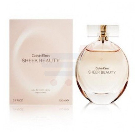Calvin Klein Sheer Beauty EDT 50ml For Women