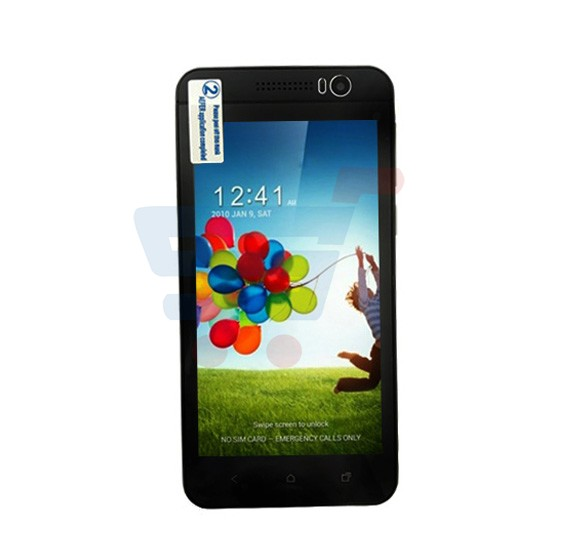 HM8 Smartphone,Android,4.5 Inch LCD Touch Screen,4GB Storage,2GB RAM,Dual Sim,Camera,Wifi-Black