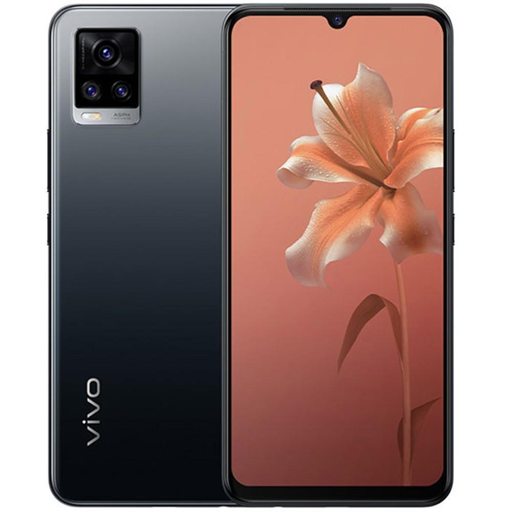 Vivo V20 Dual SIM, 8GB RAM 128GB Storage 4G LTE, Midnight Jazz