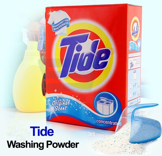 Tide Orig.Scent Washing Powder Concentrated(2.5kg)