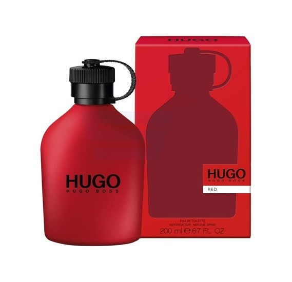 Hugo Boss Red EDT 200ml For Men