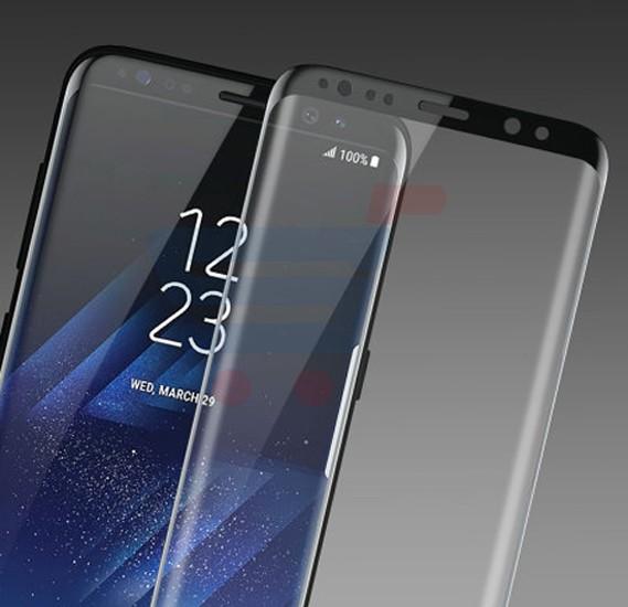 Samsung Anti Broken Tempered Glass for Samsung S8