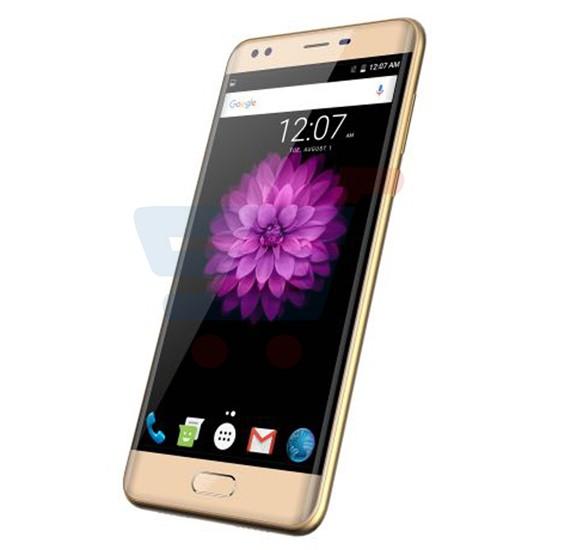 Mione N10 Pro 4G Smartphone Android 7 0 IPS HD Display 5 6 Inch Dual Sim  Dual Camera 3GB RAM 32GB Storage Quad Core Processor - Gold