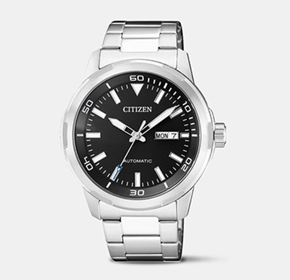1ad38929896 Buy Citizen Automatic Watch with Stainless Steel Bracelet Online ...