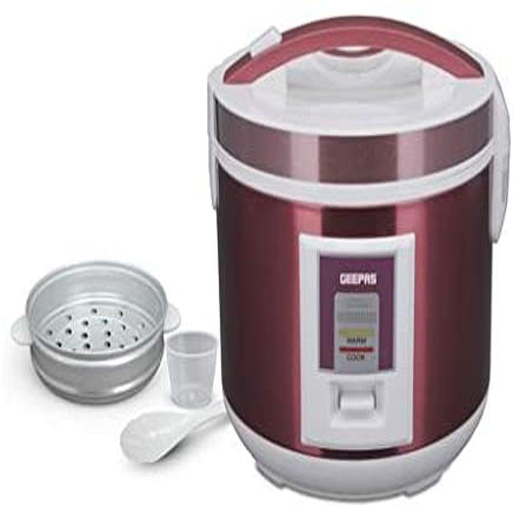 Geepas Grc4334 Elec Rice Cooker 1.5ltr