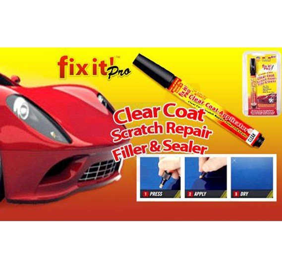 Fix It Pro Scratch Removal - Removes Car Scratch Easily