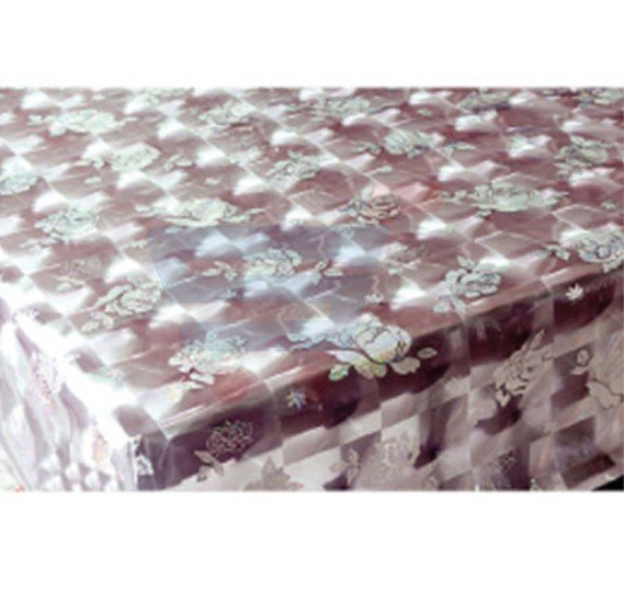 Royalford 3D Laser EVA TableCloth15MM*137*20CM - RF7024