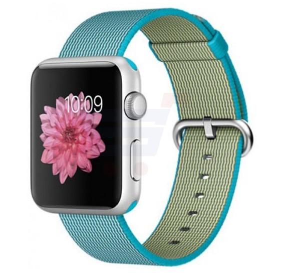 Apple Series 1 42 MM MMFN2 Scuba Blue Nylon