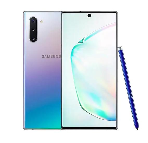 Samsung Galaxy Note 10 8GB 256 GB Aura Glow