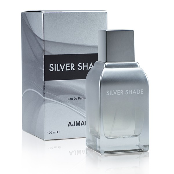 Ajmal Perfume Silver Shade for Men 100 ml,6293708005352