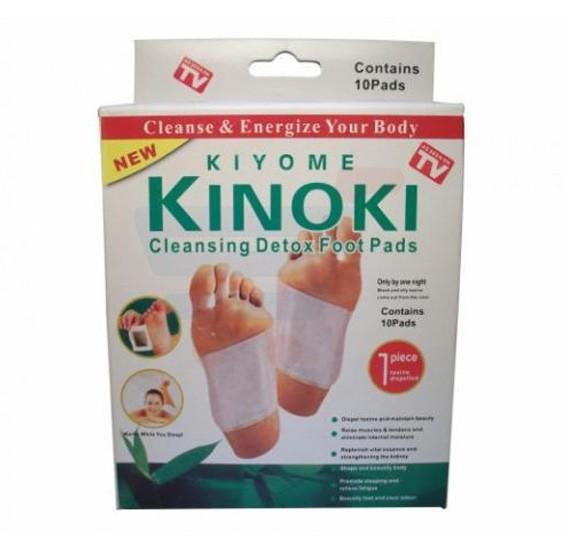 Kinoki Foot Pad, 2pcs Set