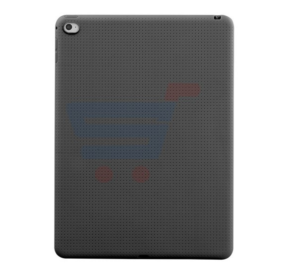 Promate Flexi Air 2 Flexible Rubberized Anti-Slip Case for iPad Air 2, Black