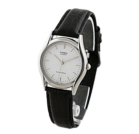 Casio Enticer Analog White Dial Mens Watch - MTP-1094E-7ADF (A767)