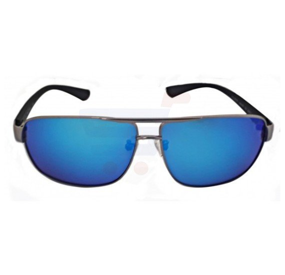 Nautica Rectangular Multi Frame & Shiney Blue Mirrored Sunglasses For Men - N4601SP-030