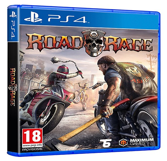 Null Road Rage For PS4