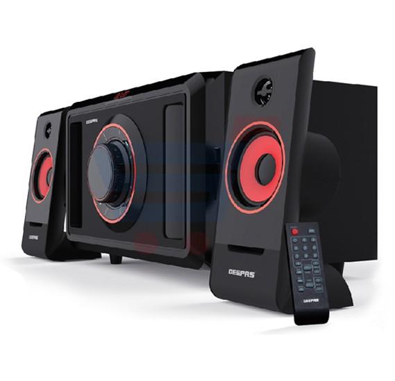 Geepas 2.1 CH Multimedia Speaker-GMS8512
