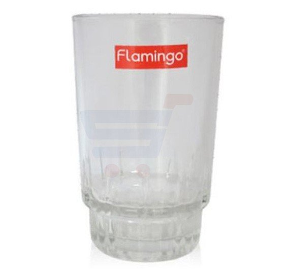 Flamingo Glass Set - FL5605GWC