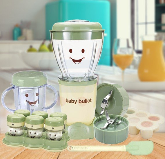 Magic Baby Bullet Blender