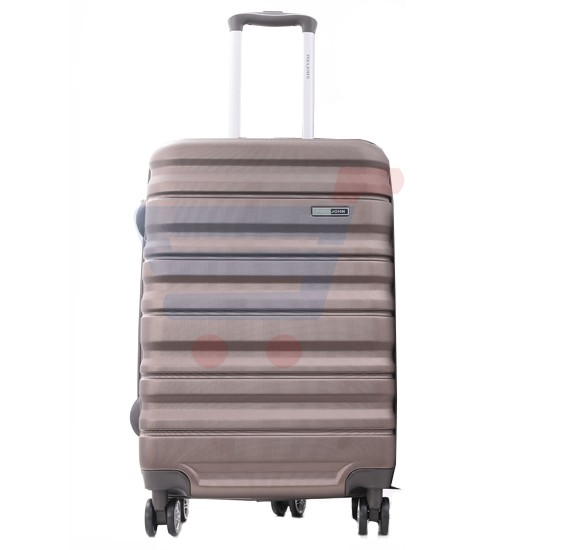 Para John 20 Inch Trolley Luggage, Coffee- PJTR3079
