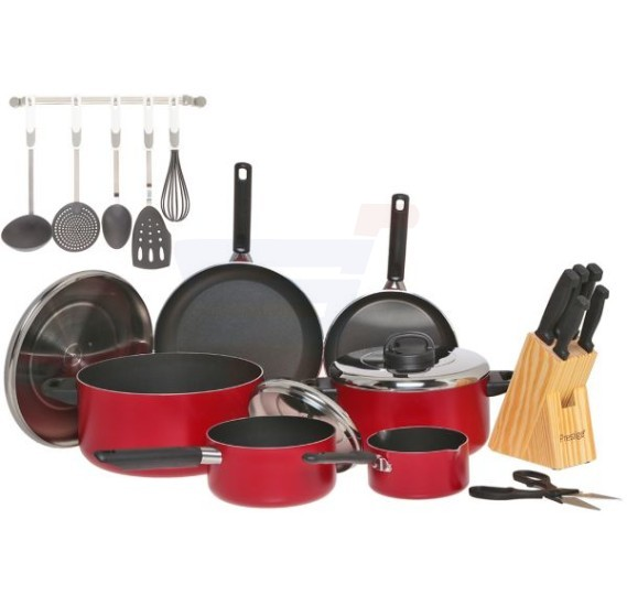 Prestige 22Pc Cookware Set-Completekitchen - PR20965